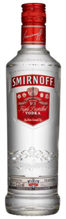 Smirnoff Vodka Red No. 21 750ml